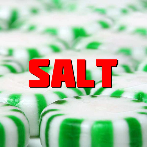 Spearmint -Salt - From Our Atlanta Vapor Classic Collection