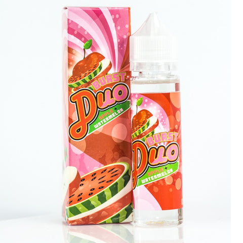 Apple Watermelon - By Burst Duo