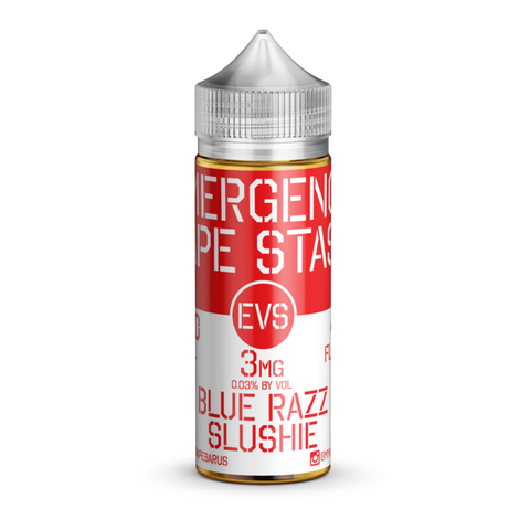 Blue Razz Slushie - By Emergency Vape Stash (EVS)