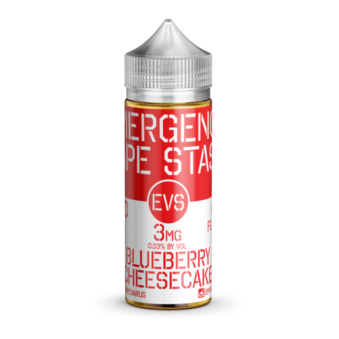 Blueberry Cheesecake - By Emergency Vape Stash (EVS)