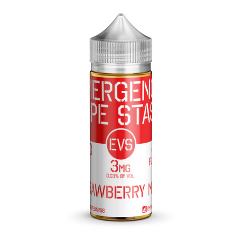 Strawberry Milk - By Emergency Vape Stash (EVS)
