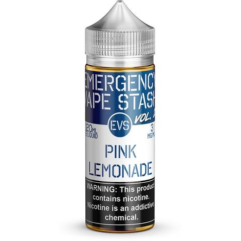 Pink Lemonade - By Emergency Vape Stash (EVS Vol 2)