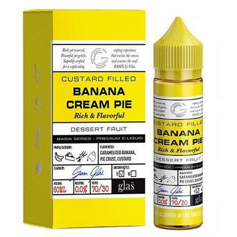 Banana Cream Pie - By Basix