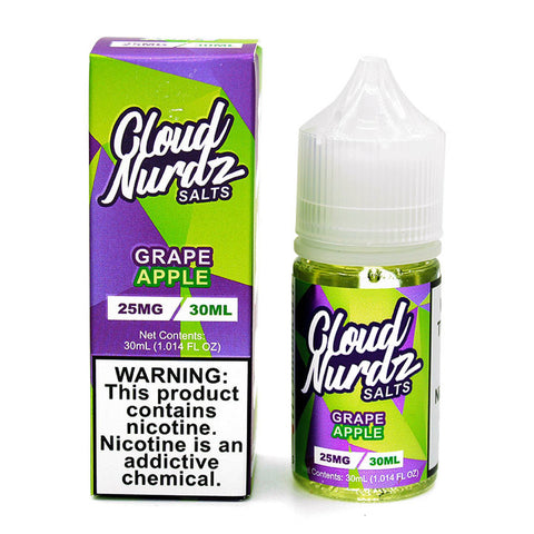 Grape Apple - By Cloud Nurdz Salts