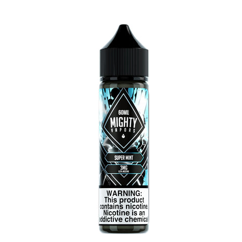 Super Mint - By Mighty Vapors