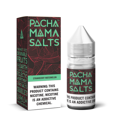 Strawberry Watermelon - By Pachamama Salts
