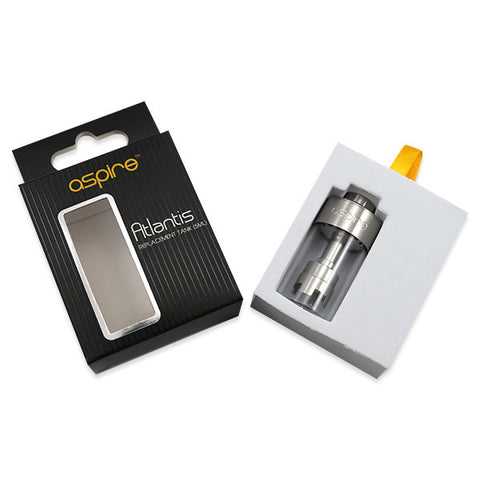 Atlantis 5ml Replacement Glass - By Aspire