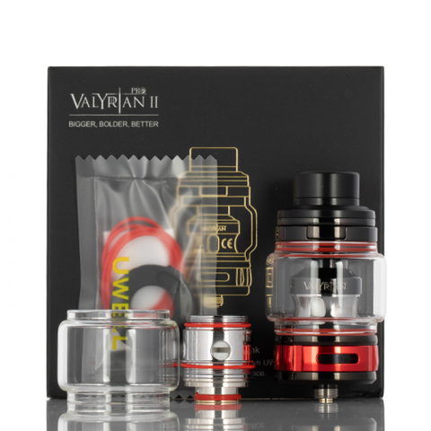 Valyrian II Pro Tank - By Uwell