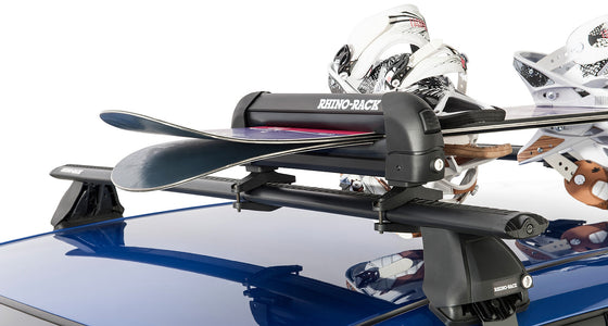 Rhino Rack 3 Ski or 2 Snowboard Carrier | 573