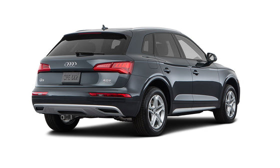 Stealth Hitches 2009-2017 Audi Q5/SQ5 Rear Hidden Trailer Hitch