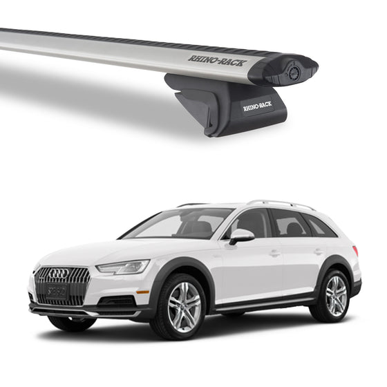 Rhino Rack 2013+ Audi Allroad Vortex SX Roof Rack w/Roof Rails