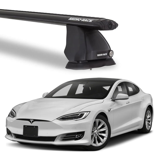 Rhino Rack 2013+ Tesla Model S Vortex 2500 FMP Roof Rack