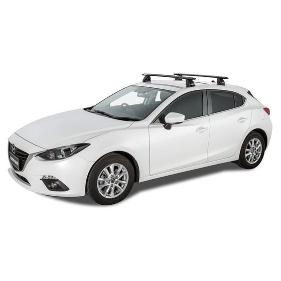 Rhino Rack 2014-2018 Mazda 3 5dr Hatchback FMP Roof Rack