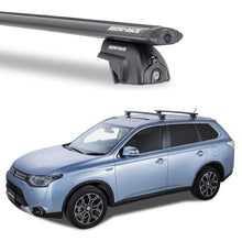 Rhino Rack 2014+ Mitsubishi Outlander w/Rails Vortex SX Roof Rack