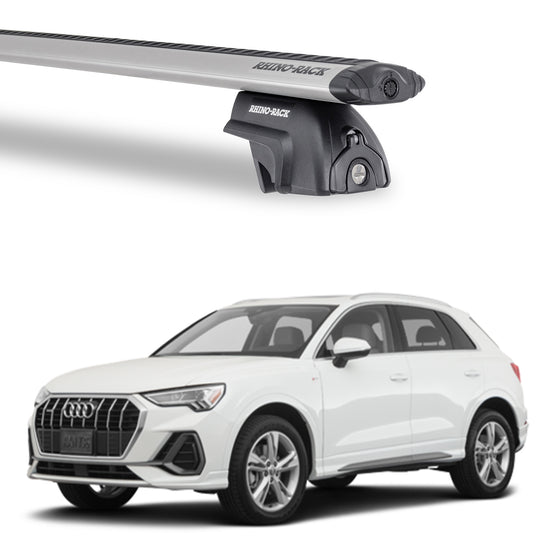 Rhino Rack 2015+ Audi Q3 Vortex SX Roof Rack