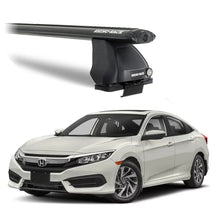 Rhino Rack 2016+ Honda Civic Sedan Vortex 2500 Roof Rack