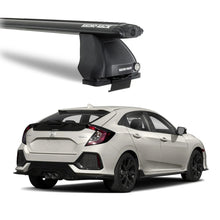 Rhino Rack 2017+ Honda Civic Hatchback 5Dr Vortex 2500 Roof Rack
