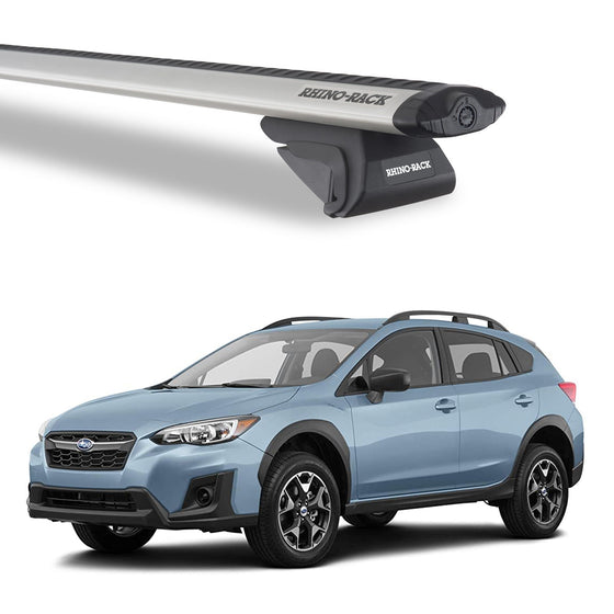 Rhino Rack 2013-2017 Subaru Crosstrek Vortex SX Roof Rack
