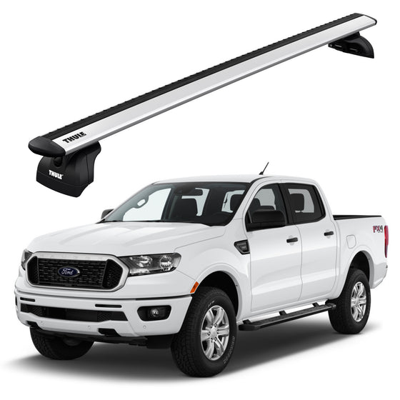 Thule 2019+ Ford Ranger Crew/Super Cab Roof Rack