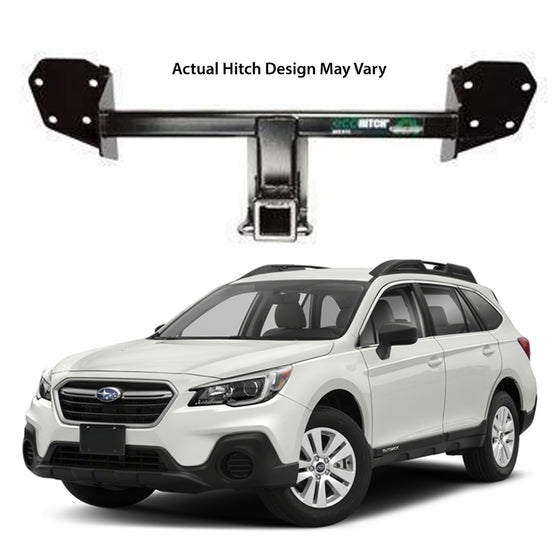 Torklift Central 2015-2018 Subaru Outback Ecohitch (Hidden)