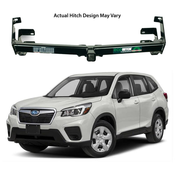 Torklift Central 2019+ Subaru Forester Ecohitch (Hidden)