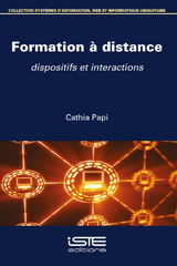 Cathia Papi - Formation à distance - ISTE Editions