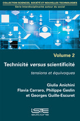 Technicité versus scientificité