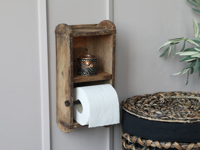 Brick Mould Toilet Roll Holder