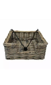 Wicker Napkin Holder