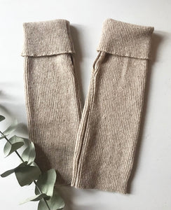 Cashmere Blend Wrist Warmers