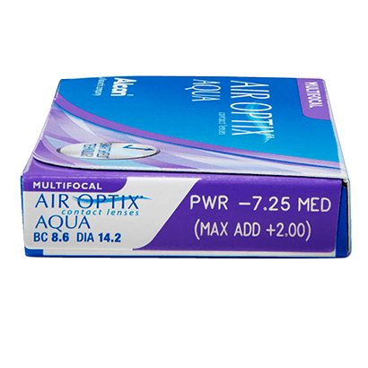 Alcon Air Optix Aqua Multifocal (6 Pack)
