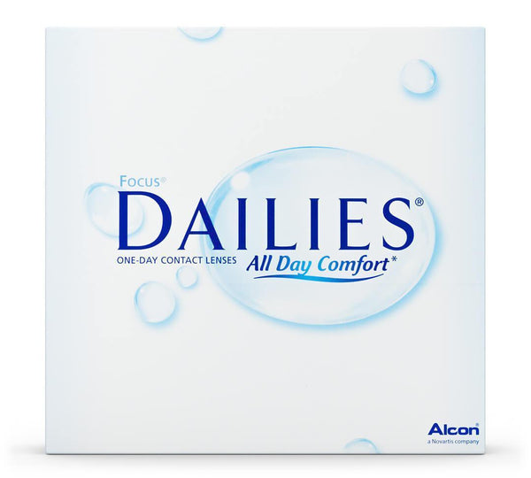Dailies All Day Comfort 90 Pack