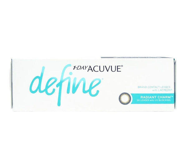 1-Day Acuvue Define - Radiant Charm (30 Pack)