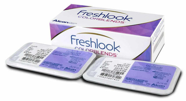 Freshlook Colorblends Contact Lenses (2 Pack)