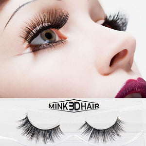3d human hair false silk volume growth distributors korea extension eyelash - Lokshair