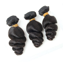 Load image into Gallery viewer, Best loose wave cuticle aligned hair 3 bundles wholesale-loks - Lokshair