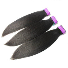 Load image into Gallery viewer, Loks Unprocessd 3 Bundles Of Brazilian Straight Hair - Lokshair