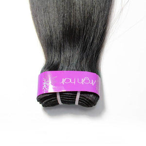 Loks Unprocessd 3 Bundles Of Brazilian Straight Hair - Lokshair