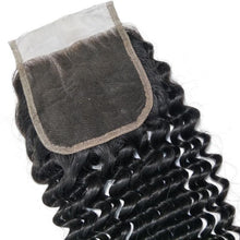 Load image into Gallery viewer, Loks Cuticle Aligned Remy Curly Hair 4*4 Lace Closure - Lokshair