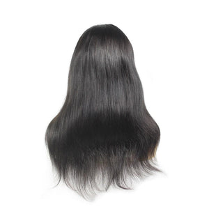 HD lace wigs  virgin human hair vendors lace frontal wig straight-Loks - Lokshair