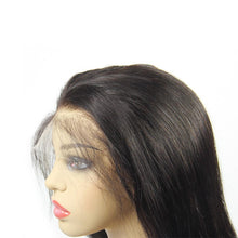 Load image into Gallery viewer, HD lace wigs  virgin human hair vendors lace frontal wig straight-Loks - Lokshair