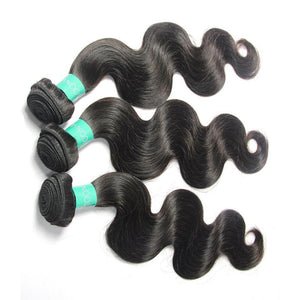 Loks Raw indian body wave 3 bundles hair - Lokshair