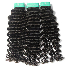 Load image into Gallery viewer, Loks Indian Virgin Human Hair 3 Bundles - Lokshair