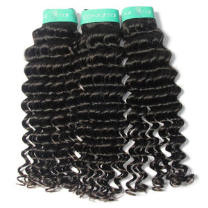 Loks Indian Virgin Human Hair 3 Bundles - Lokshair