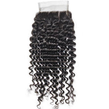 Load image into Gallery viewer, Loks Peruvian Curly Virgin Hair Weaves 3 Bundles With Lace Closure - Lokshair