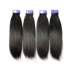 Load image into Gallery viewer, Loks Unprocessed Peruvian Straight Hair 4 Bundles - Lokshair
