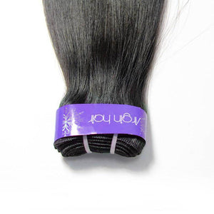 Loks Unprocessed Peruvian Straight Hair 4 Bundles - Lokshair