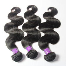 Load image into Gallery viewer, Loks Peruvian Wholesale Body Wave 3 Bundles - Lokshair