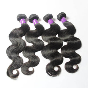Loks Wholesale Peruvian Body Wave 4 Bundles - Lokshair