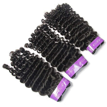 Load image into Gallery viewer, Loks virgin Peruvian Curly 3 Bundles - Lokshair